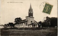 Ychoux - L'Eglise - Landes - Ychoux