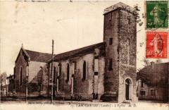 Labouheyre - L'Eglise - Landes - Labouheyre