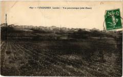 Coudures - Vue Panoramique - Cote Ouest - Coudures
