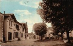 Lencouacq - Rue Nouvelle - Lencouacq