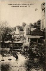 Clisson Les Bords de la Sevre et la Chaussée au Pont de la Ville - Clisson