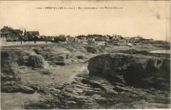 Prefailles Vue D'Ensemble La Roche Creuse - Préfailles