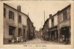 Lege Rue de l'Eglise - Legé