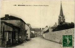 Mesanger Route de Roche-Blanche - Mésanger