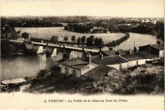 Vertou - La Vallee de la Sevre au Pont du Chene - Vertou