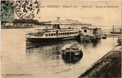 Indret -Depart de l Abeille pour le Pellerin - Indre