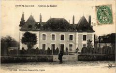 Derval (Loire-inf.) - Chateau du Boschet - Derval