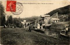 Chateau-Thebaud (L.-Inf.) - Bords de la Maine - Château-Thébaud