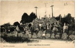 Calvaire megalithique de Louisfert - Louisfert