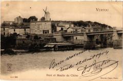 Vertou - Pont et Moulin du Chene - Vertou
