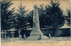 La Planche (Loire-Inf.) - Le Monument aux Morts pour la Patrie - La Planche