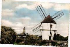 Batz-sur-Mer (L.-Atl.) - Le Moulin de la Masse - Batz-sur-Mer
