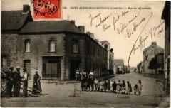Saint-Aubin-des-Chateaux - Rue de la Godinais - Saint-Aubin-des-Châteaux