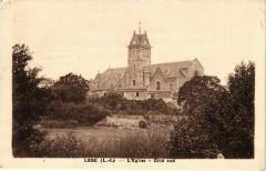 Lege - L'Eglise - Cote sud - Legé