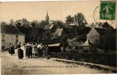 Saint-Aubin-des-Chateaux - Bas du Tertre - Saint-Aubin-des-Châteaux