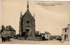 Lege - La Chapelle de Charette et la Route de Nantes - Legé