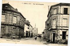 Lege-Rue de la Chapelle - Legé