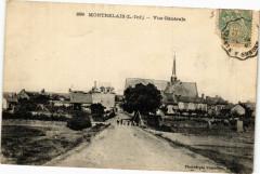 Montrelais-Vue générale - Montrelais