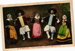 En Bretagne - Danse de Paludiers a Batz-sur-Mer - Batz-sur-Mer