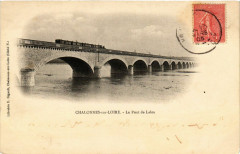 Chalonnes-sur-Loire - Le Pont de Laleu - Chalonnes-sur-Loire