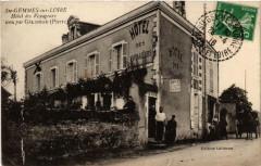 Sainte-Gemmes-sur-Loire Hotel des Voyageurs tenu par Gelineau - Sainte-Gemmes-sur-Loire
