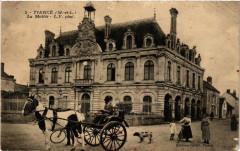 Tierce La Mairie - Tiercé