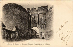Montreuil-Bellay La Porte Nouvelle - Montreuil-Bellay