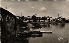 Chalonnes-sur-Loire Le Pont du Layon et les Malpavets - Chalonnes-sur-Loire