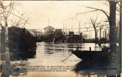 Catastrophe Montreuil-Bellay a gache le wagon renverse - Montreuil-Bellay