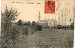 Yzernay - Eglise - Yzernay