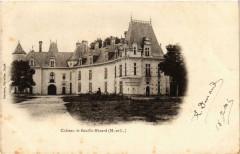Chateau de Bouille-Menard - Bouillé-Ménard