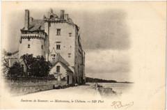Montsoreau Le Chateau - Montsoreau