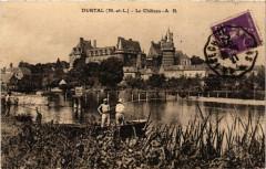 Durtal Le chateau - Durtal