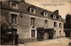Thorigne-d'Anjou Chateau de la Violette - Thorigné-d'Anjou