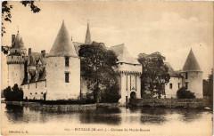 Ecuille Chateau du Plessis-Bourre - Écuillé