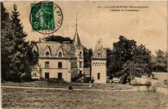 La Jaille-Yvon Chateau de Loncheraye - La Jaille-Yvon