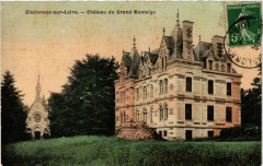 Chalonnes-sur-Loire Chateau du Grand Montaigu - Chalonnes-sur-Loire