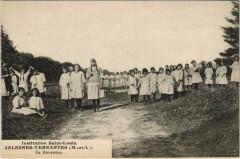 Institution Saint-Louis - Jalesnes Vernantes - En Recreation - Vernantes