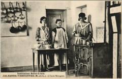 Institution Saint-Louis - Jalesnes Vernantes - L'Ecole Menagere - Vernantes