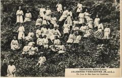 Institution Saint-Louis - Jalesnes Vernantes - Un jour de fete - Vernantes