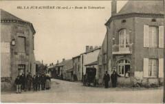 La Jubaudiere - Route de Trementines - Trémentines