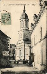 Saint-Germain-des-Pres - L'Eglise - Saint-Germain-des-Prés