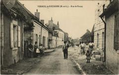 Vernoil le Fourrier Rue de Parcay - Vernoil-le-Fourrier