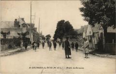 Saint-Georges-du-Bois - Route de Sermaise - Sermaise