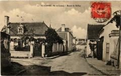 Allonnes - Route du Bellay - Allonnes