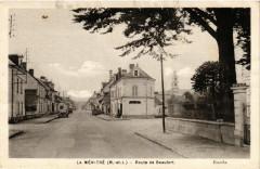 La Menitre - Route de Beaufort - La Ménitré