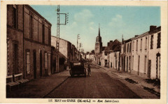 Le May-sur-Evre - Rue Saint-Louis - Le May-sur-Èvre