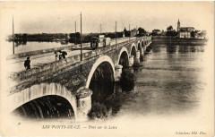 Les Ponts-de-Ce - Pont sur la Loire - Les Ponts-de-Cé