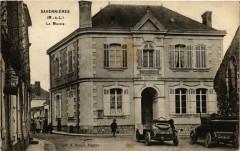 Savennieres (M.-&-L.) La Mairie - Savennières