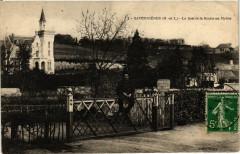 Savennieres - Le bas de la Roche au Moine - Savennières